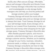 ... Photo Of Freeway Storage   West Bountiful, UT, United States ...