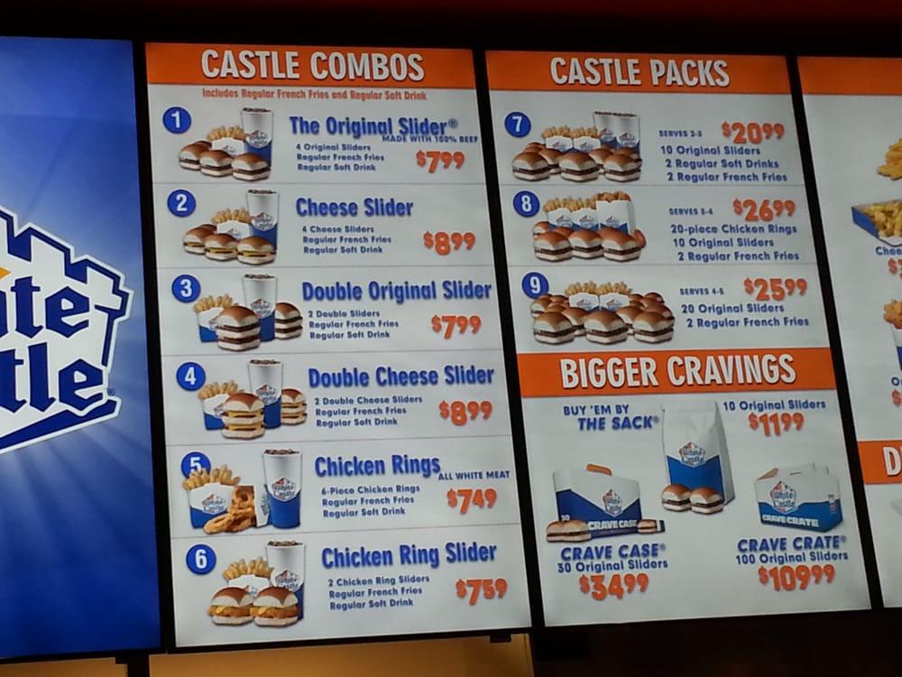 Fast Food Near Las Vegas Strip
