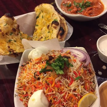 Paradise Biryani Pointe - CLOSED - 40 Reviews - Indian - 101