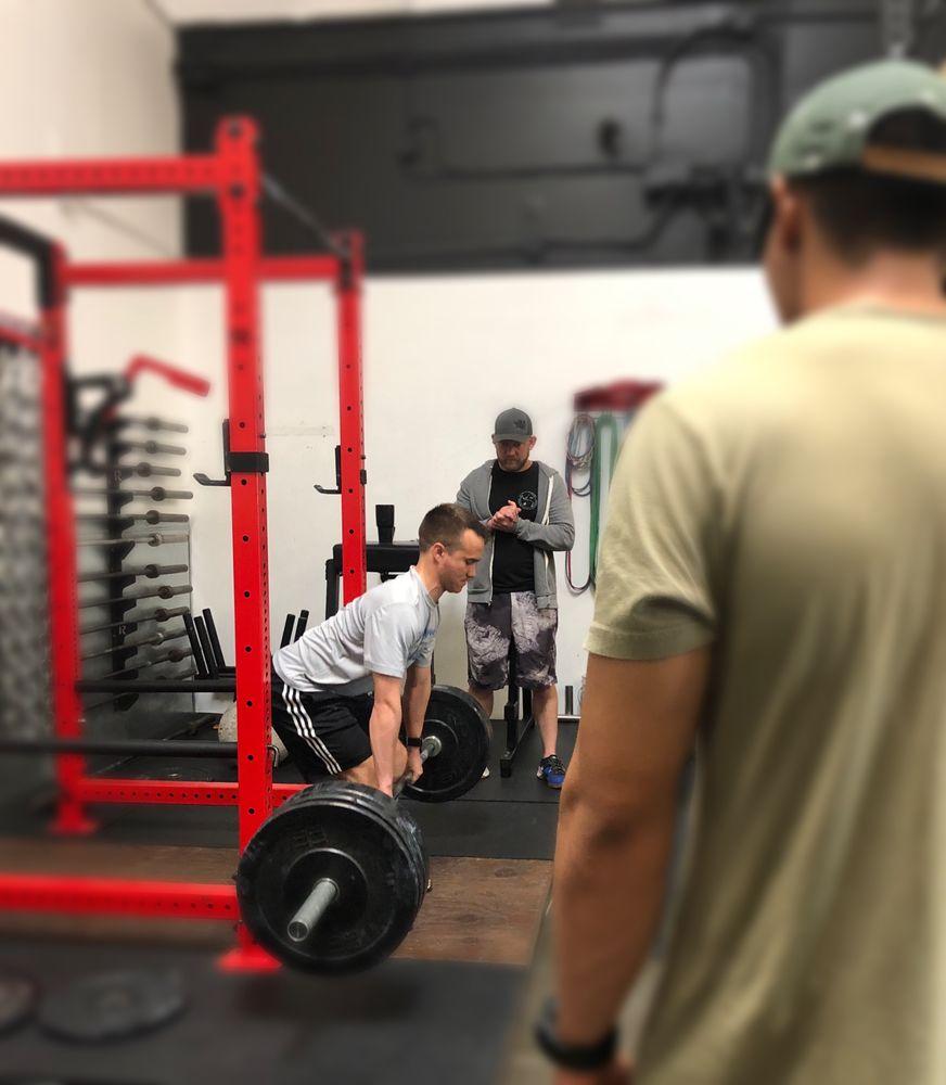 IronFire Strength & Fitness