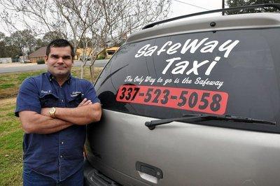 Safeway Taxi & Pop Ur Lock: Abbeville, LA