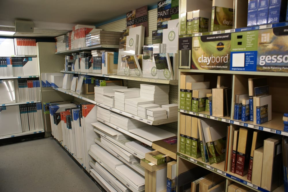 Plaza Artist Materials & Picture Framing - 11 Photos & 23 Reviews ...