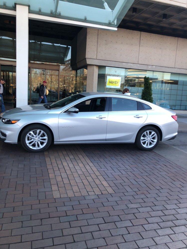 Hertz Rent A Car 13 Reviews Car Rental 1 East Pershing Rd