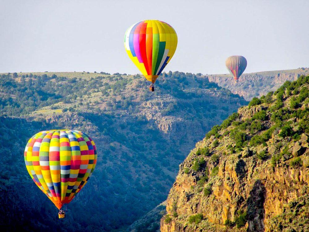 Taos Balloon Rides: 35 Eototo Rd, Taos, NM