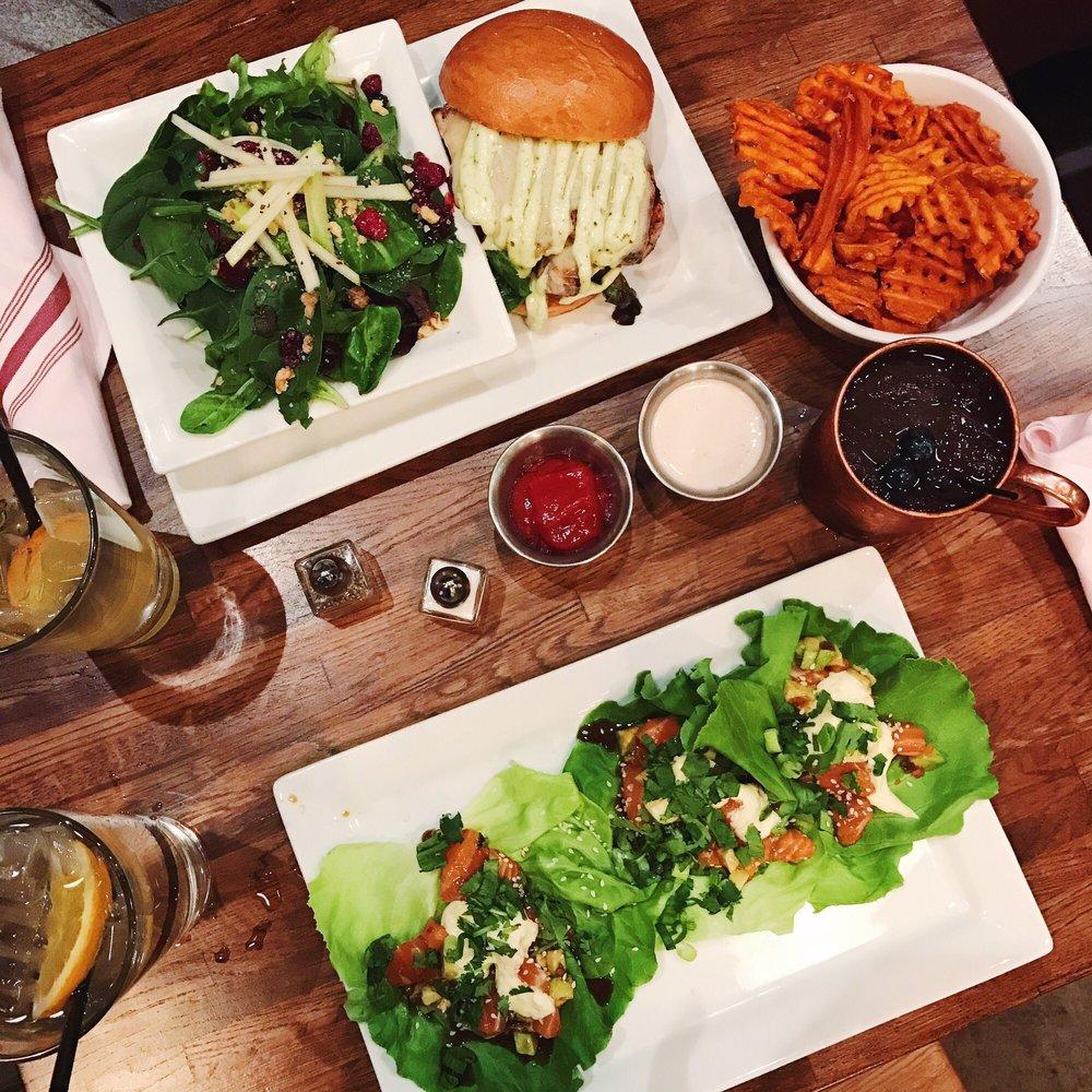 crave kitchen & bar west - 103 photos & 106 reviews - american