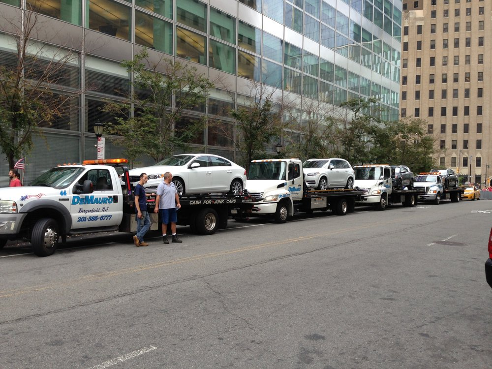 Towing business in Bergenfield, NJ