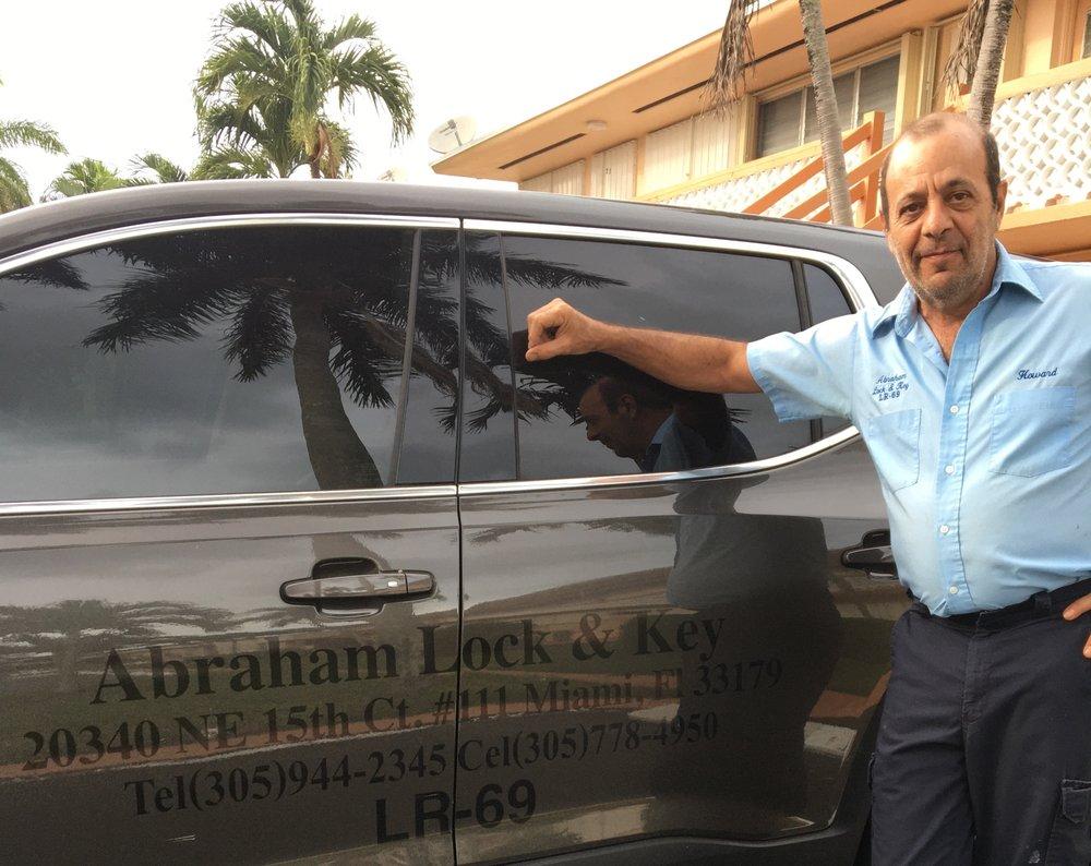 Abraham Lock & Key: 20340 NE 15th Ct, Miami, FL