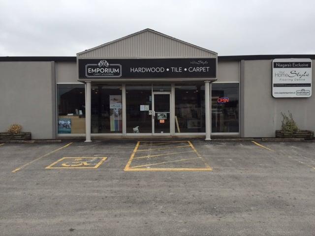 Carpet Emporium: 494 Eastchester Avenue E, St Catharines, ON