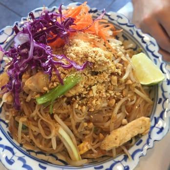 Thai Food On Ogden Ave