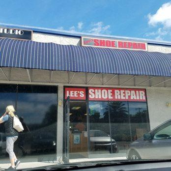 Shoe Repair Tampa Westshore