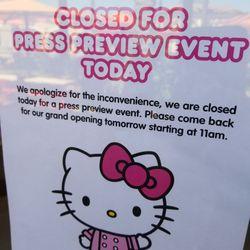 Photo Of Hello Kitty Grand Cafe
