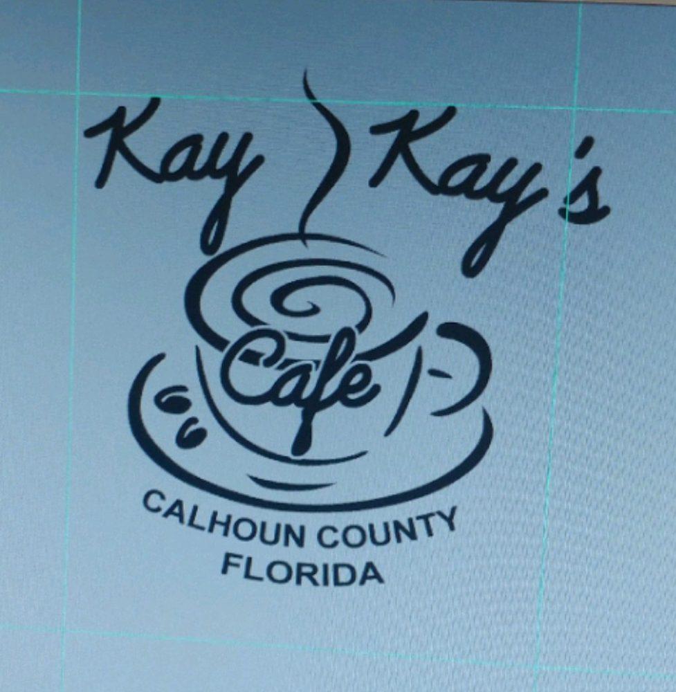 Kay Kay's Cafe: 20737 Central Ave E, Blountstown, FL