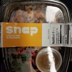 Ordinaire Photo Of Snap Kitchen   Chicago, IL, United States. Asian Chicken