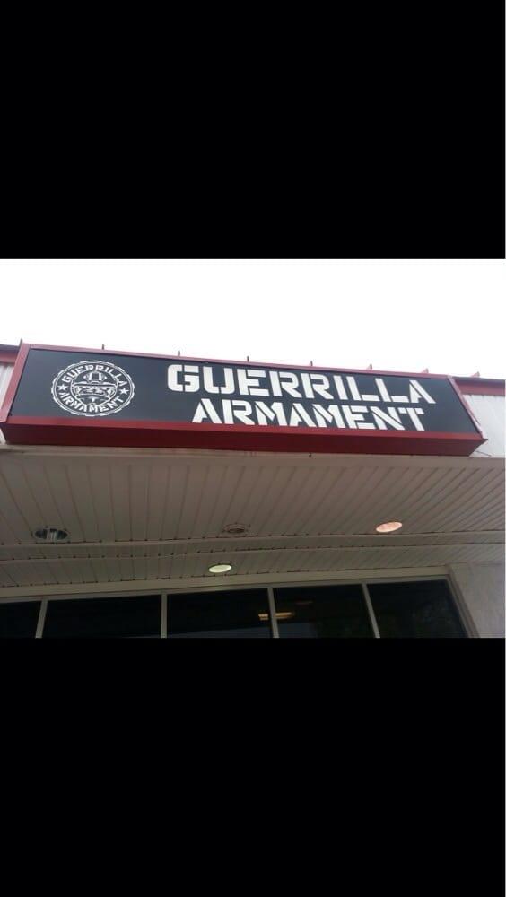 Guerrilla Armament: 1939 Lejeune Blvd, Jacksonville, NC