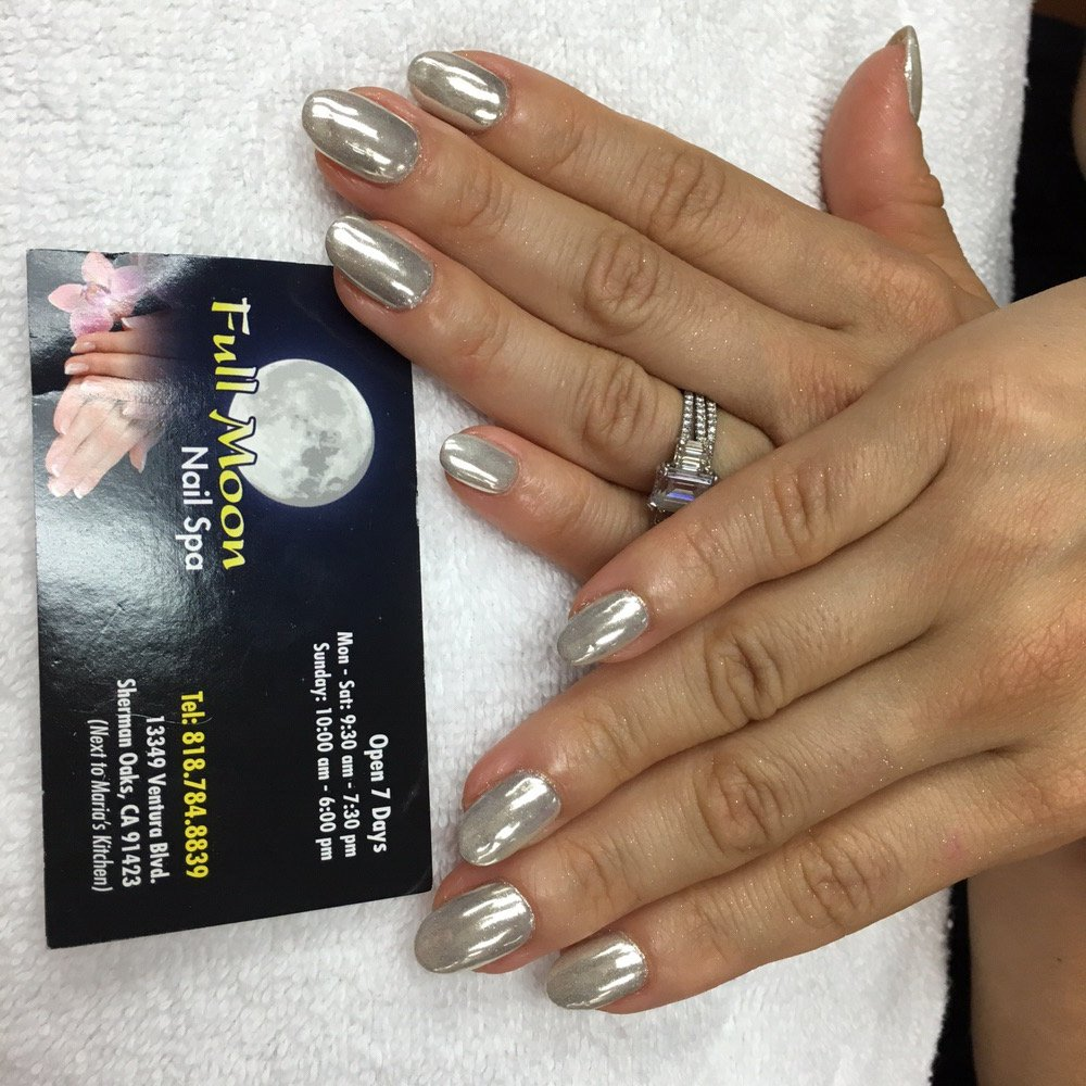 Silver chrome gels by Joann - Yelp