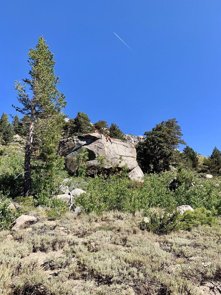 Meiss Trailhead: Hwy 88, Kirkwood, CA