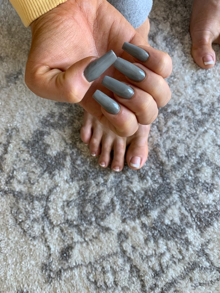Nail Lounge By Crystal: 2400 East 6th St, Austin, TX