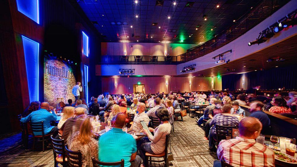 Funny Bone Comedy Club: 7518 Bales St, Liberty Township, OH