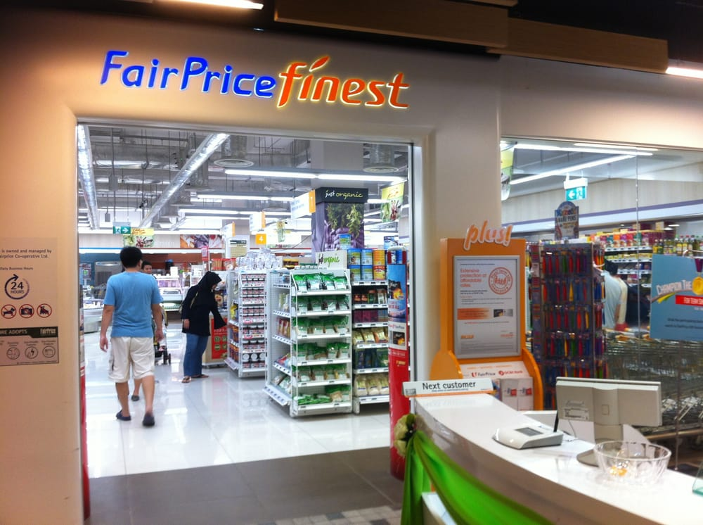 NTUC FairPrice Finest - My Village