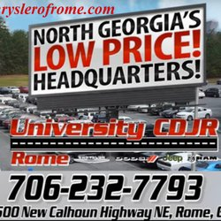 University Chrysler Dodge Jeep Ram - Get Quote - Car Dealers - 2500