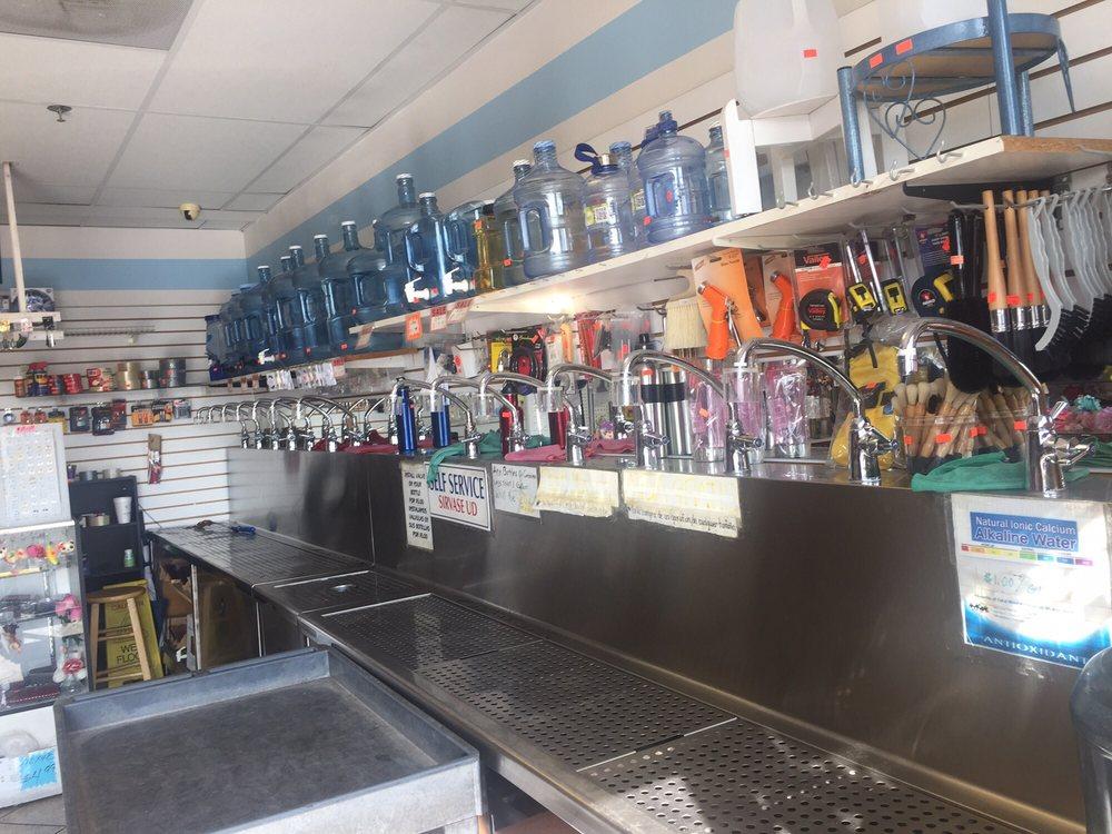 Water & Ice: 1184 W 2nd St, San Bernardino, CA