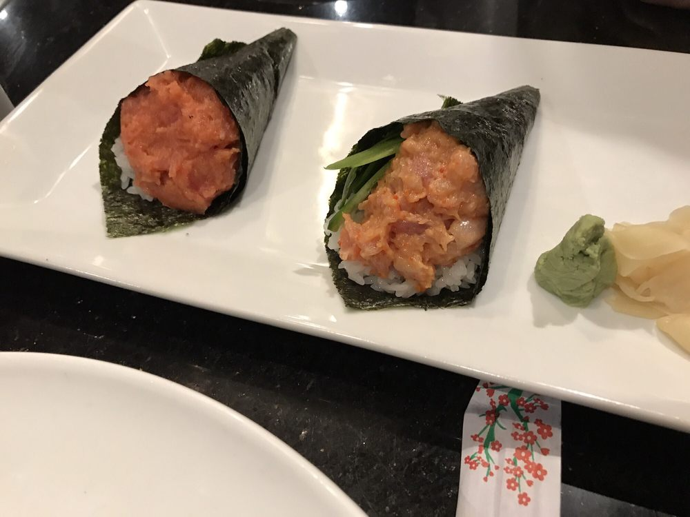 Food from Duo Modern Japanese Cuisine & Hibachi