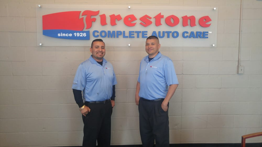Firestone Complete Auto Care: 493 N Downing Rd, Angleton, TX