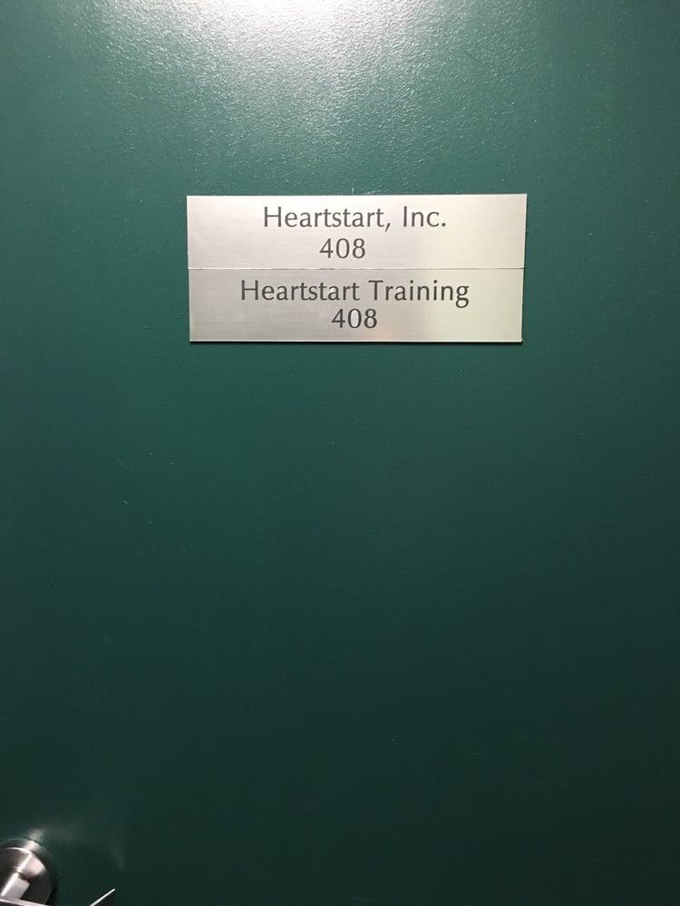 Heartstart Training First Aid Classes 75 Maiden Ln Financial
