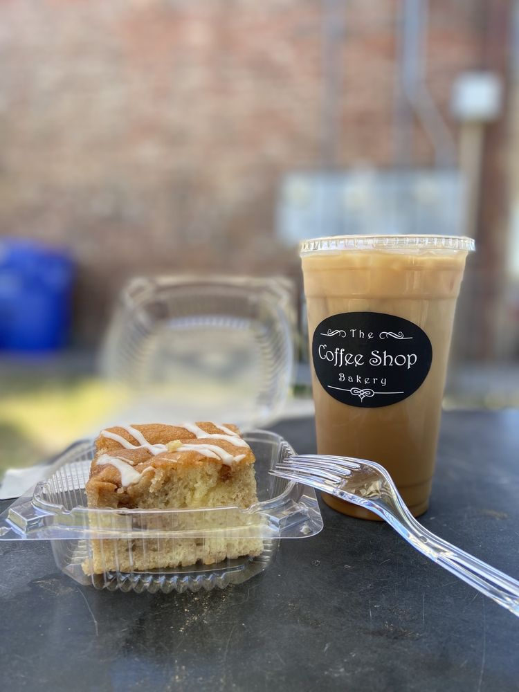 The Coffee Shop Bakery: 411 C St, Galt, CA
