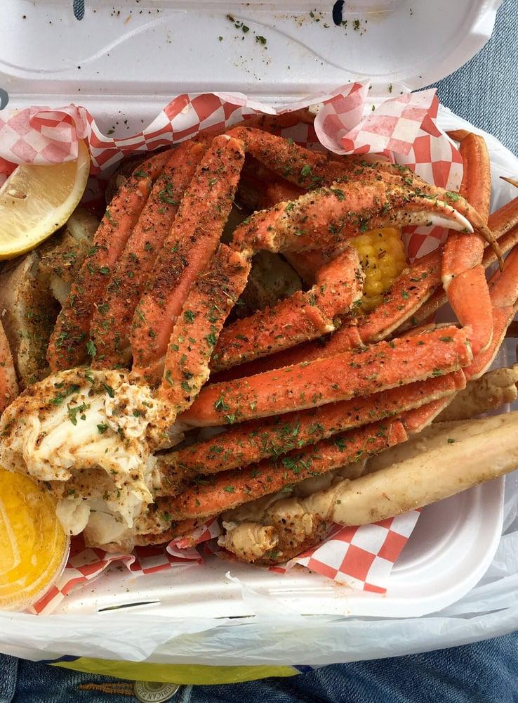 Photo Of Crabs Seafood Bros Miami Gardens Fl United States Garlic