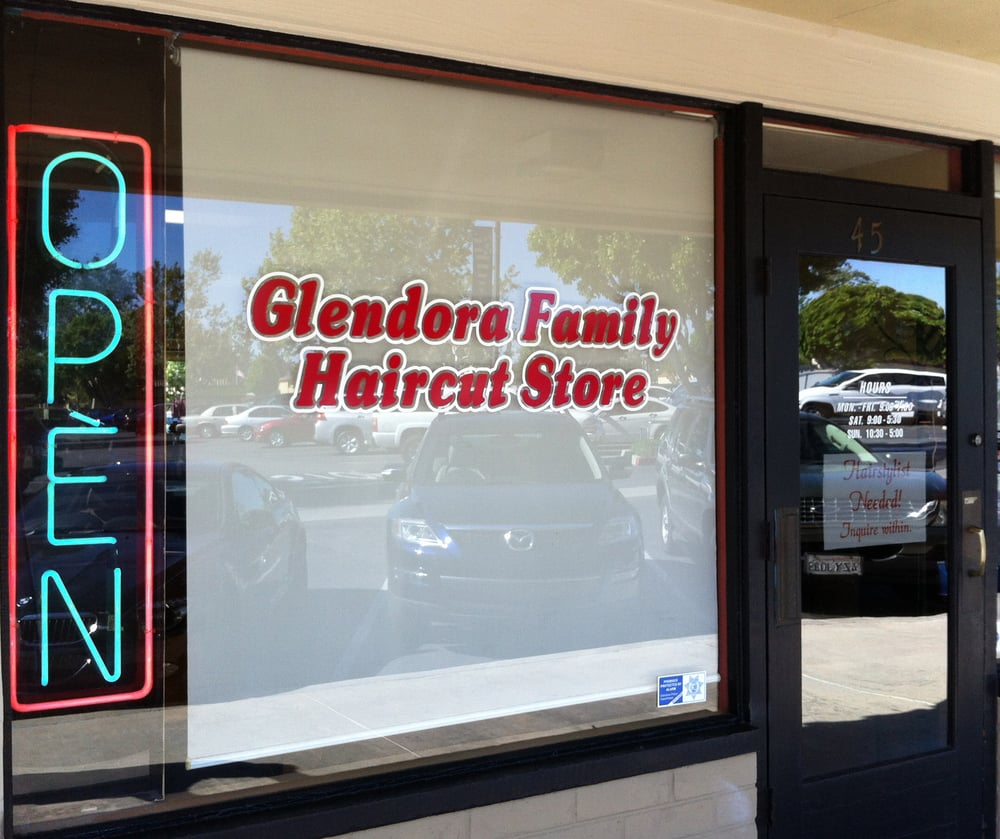 Photos For Glendora Family Haircut Store Yelp