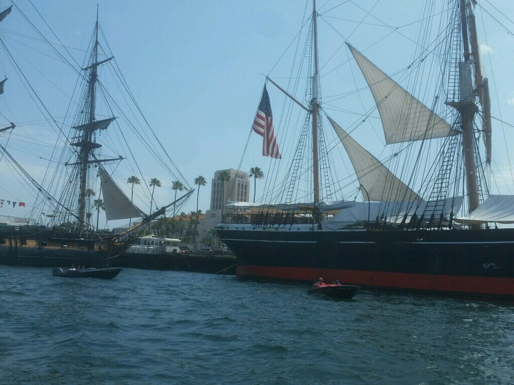 Awesome famous sailboats and movie Pirate ships  - Yelp