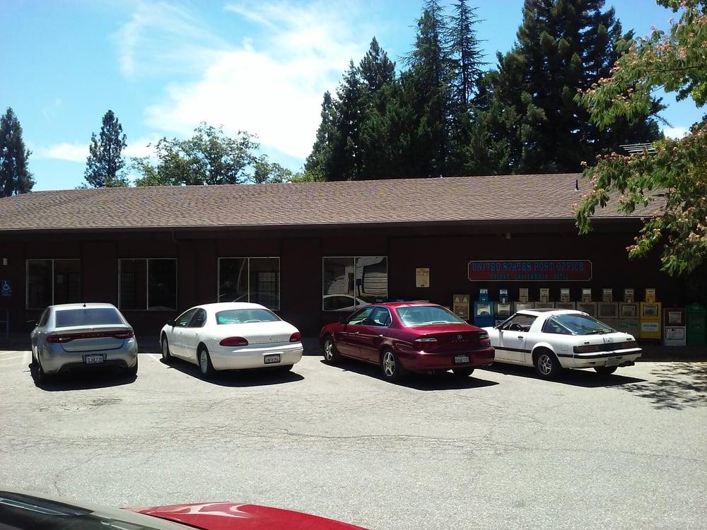 US Post Office: 40 W Church St, Colfax, CA