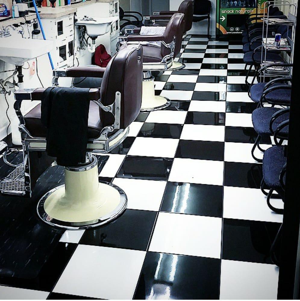 Lemoore Barber Shop: 251 W D St, Lemoore, CA