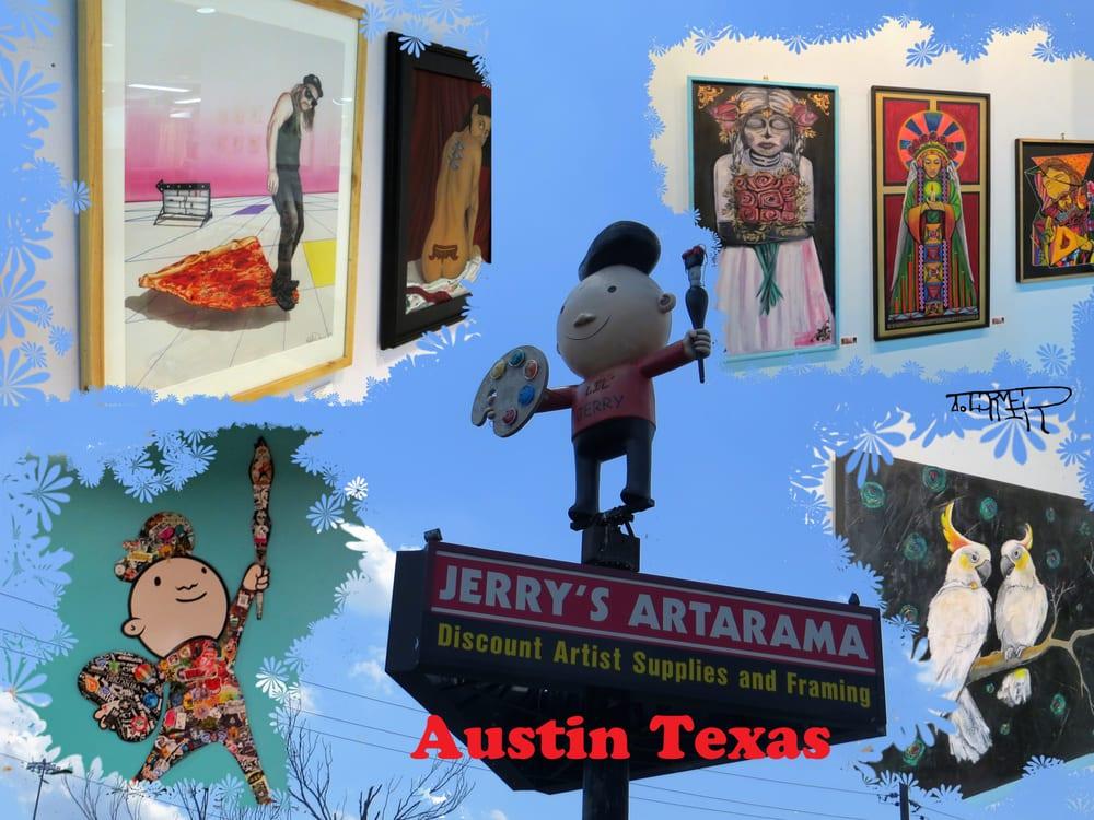 Jerry's Artarama-Austin