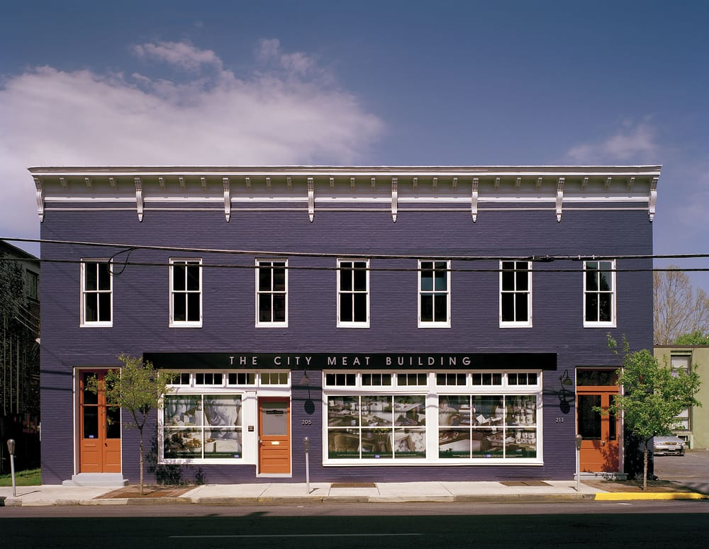 Reader swartz architects architects 213 n cameron st for Winchester architects