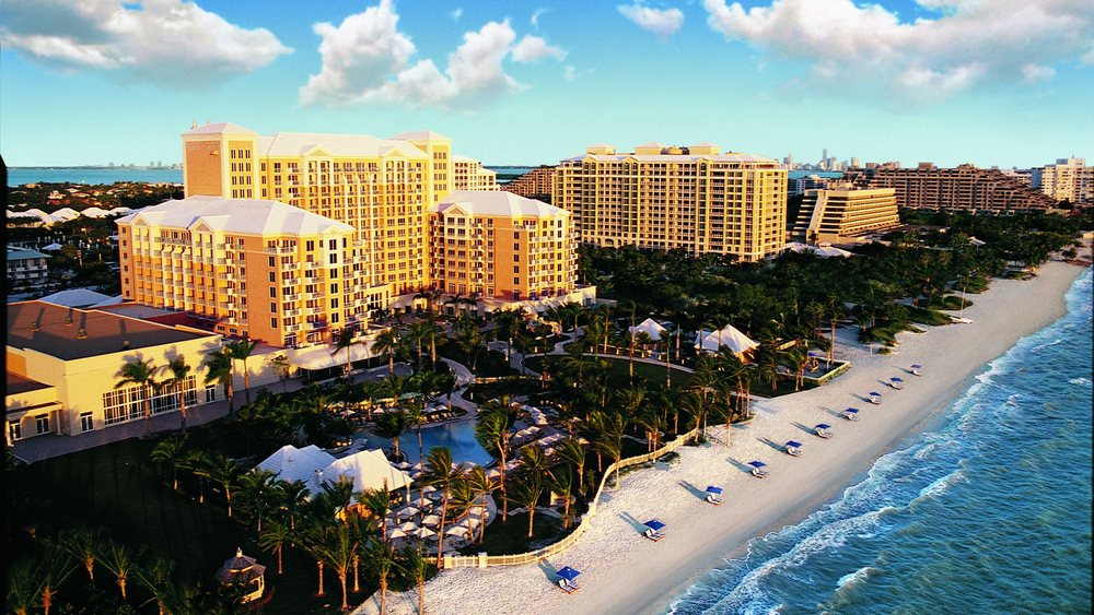 The Ritz-Carlton Key Biscayne, Miami: 455 Grand Bay Dr, Key Biscayne, FL