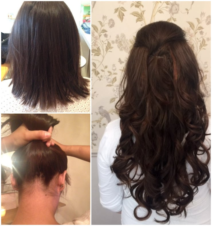Hair extensions fitted in wolverhampton single strand keratin photo of bondgirl hair extensions solihull west midlands united kingdom hair extensions pmusecretfo Choice Image