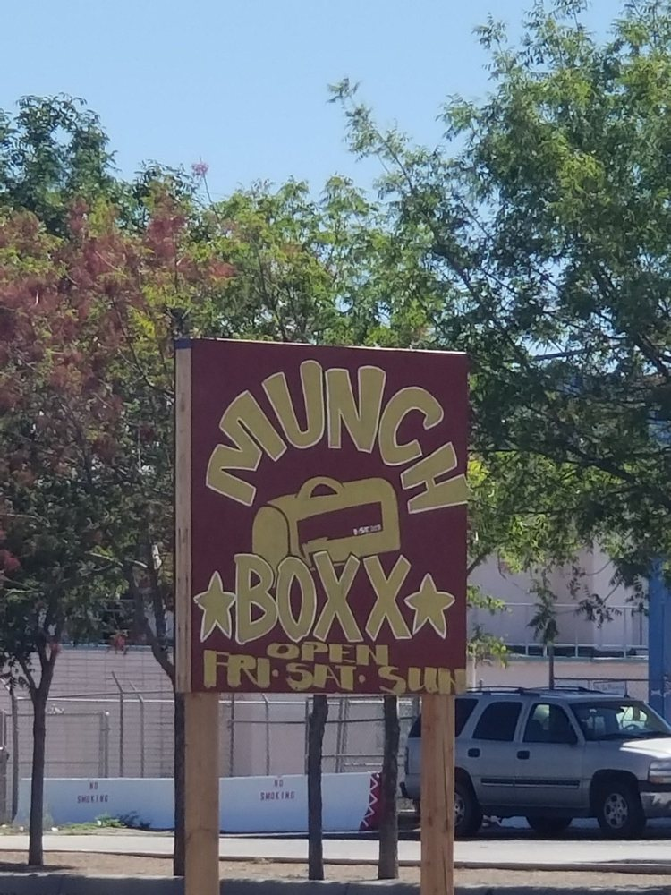 Munch Boxx: 2400 W Picacho Ave, Las Cruces, NM