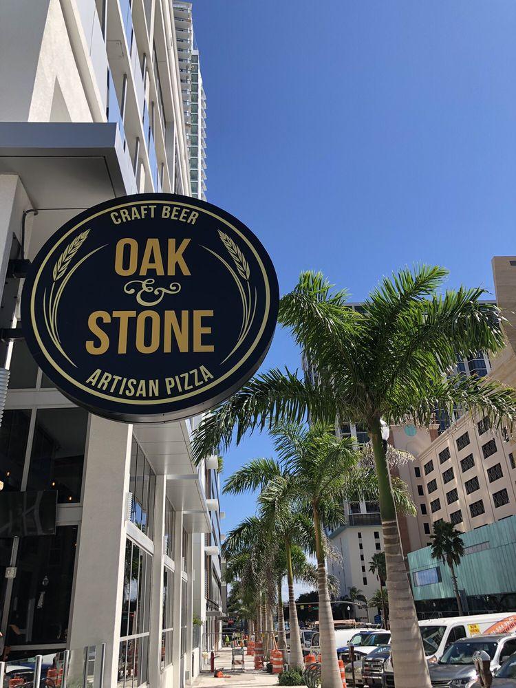 Social Spots from Oak & Stone - St. Petersburg
