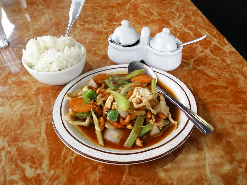 Thai Food In Edmonds