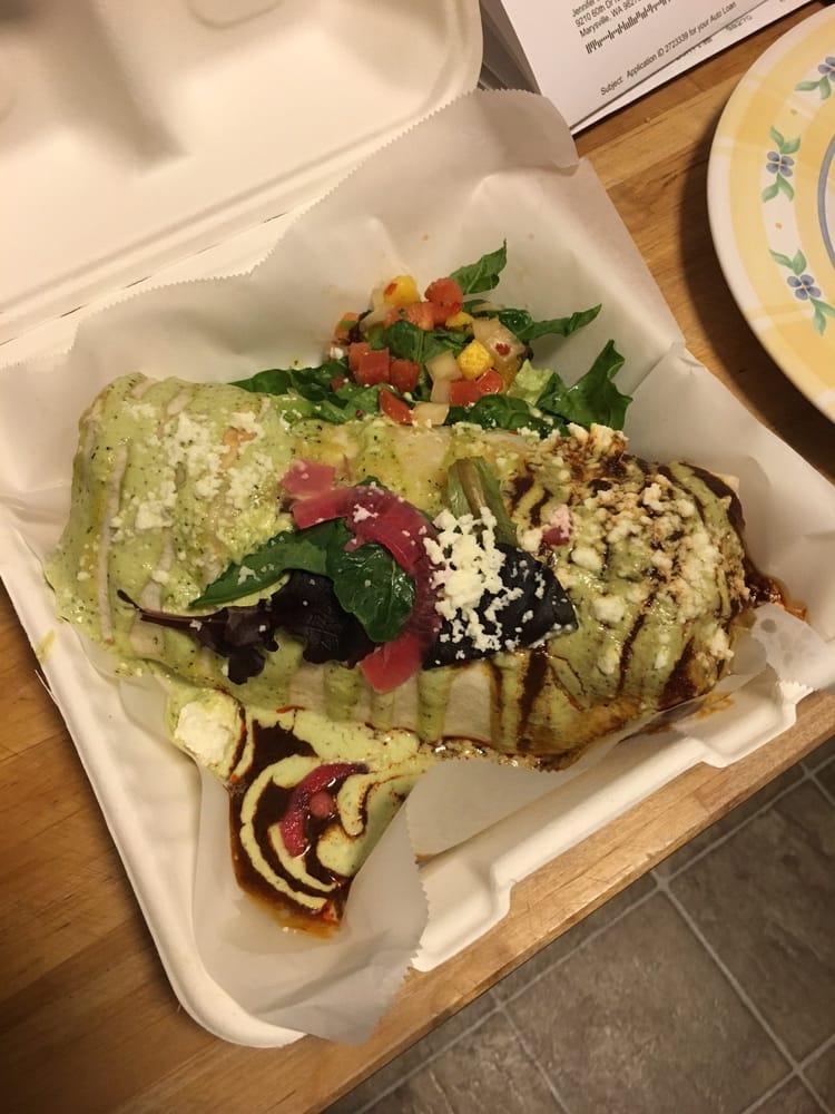 Coa Mexican Eatery 102 S 10th St Mount Vernon Wa