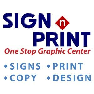 Sign N Print
