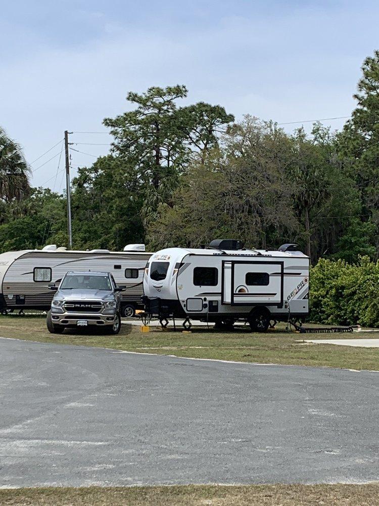 Gulf Coast RV Resort: 10885 North Suncoast Blvd, Inglis, FL