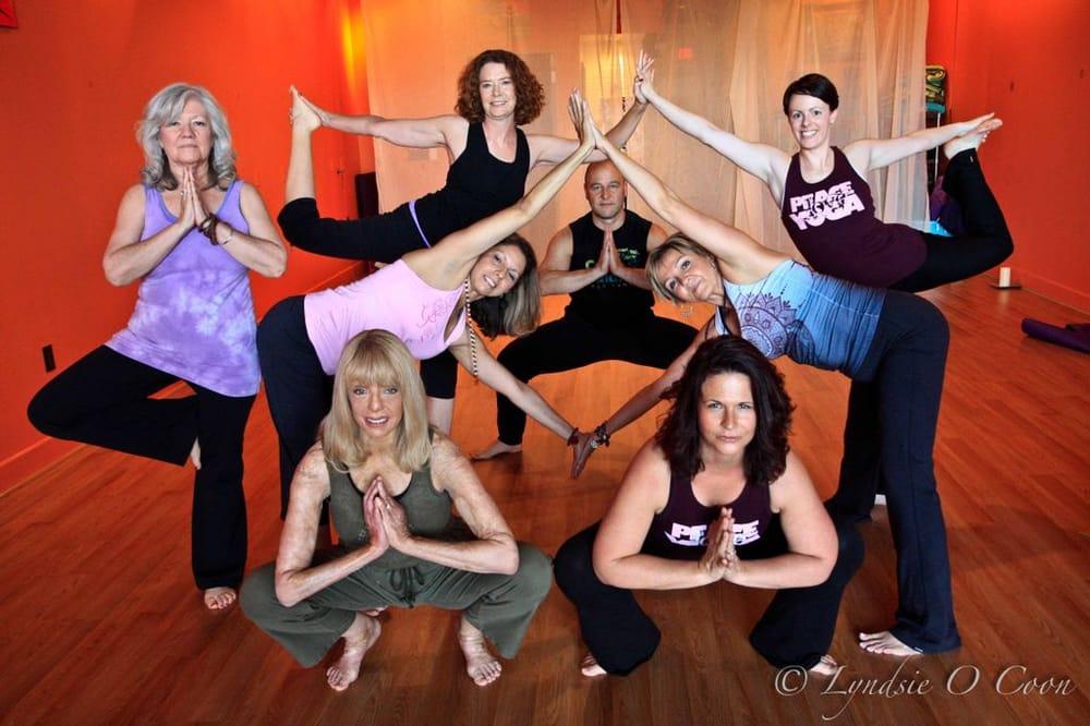 Core Balance Yoga Center: 929 NE Woods Chapel Rd, Lee's Summit, MO