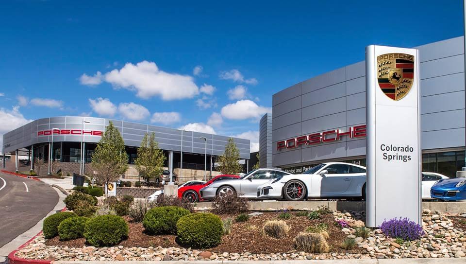 Porsche colorado springs 12 foton 12 recensioner for Colorado springs motor city