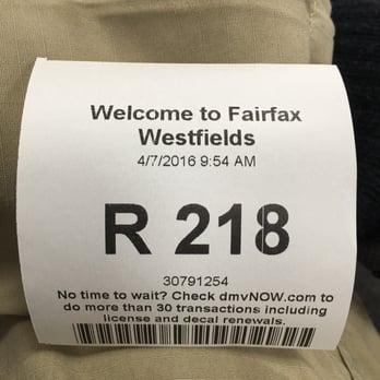 Virginia department of motor vehicles fairfax for Florida department of motor vehicles phone number