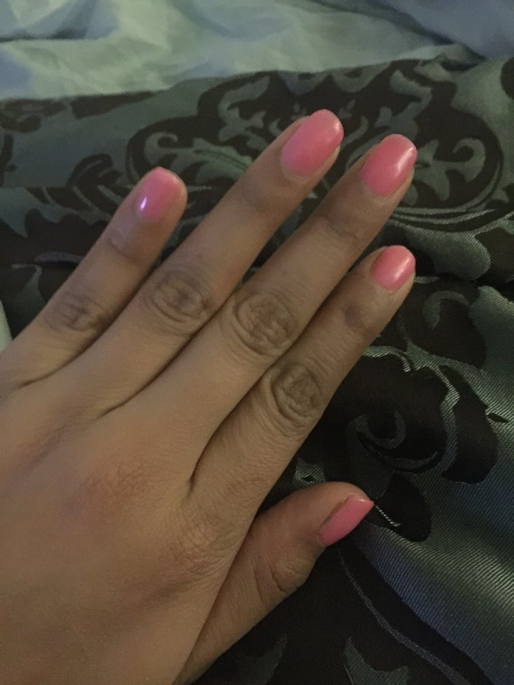 The mood changing shellac by herlinda yelp for A touch of beauty salon