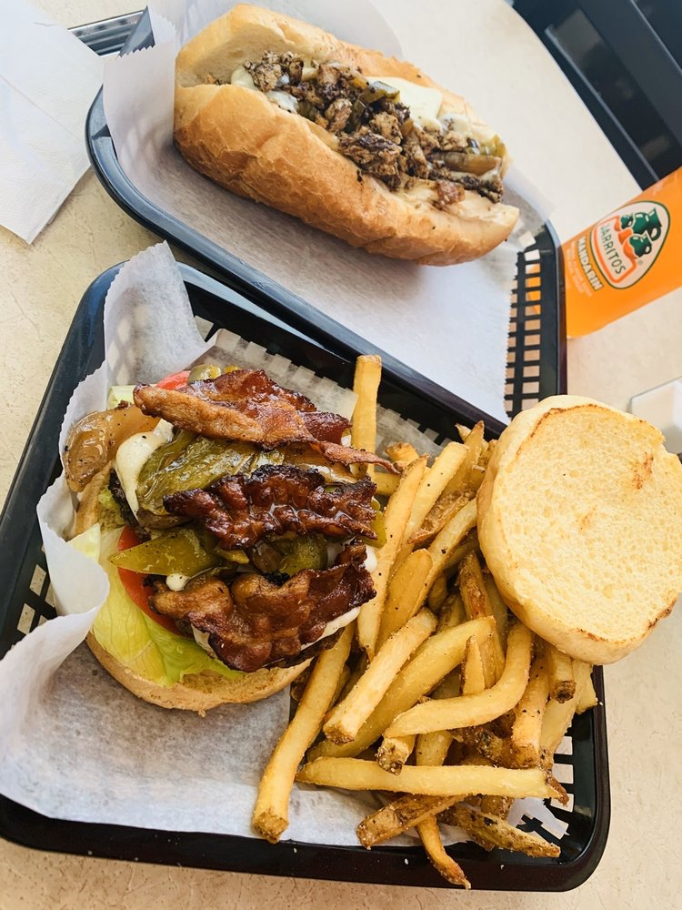 Food from Burger Builders