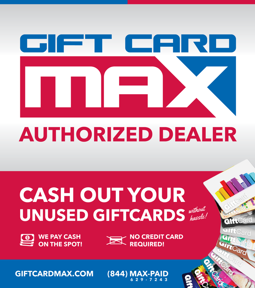 San Diego Sell Gift Cards For Cash
